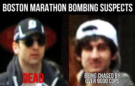 Pelaku Bom Boston