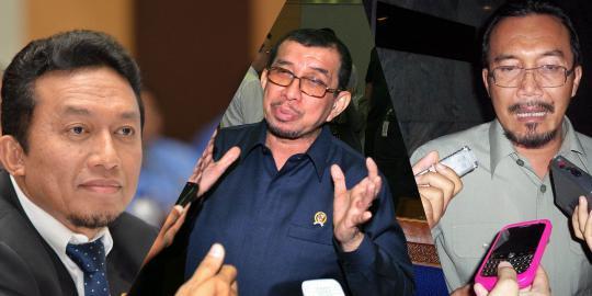 3 menteri PKS