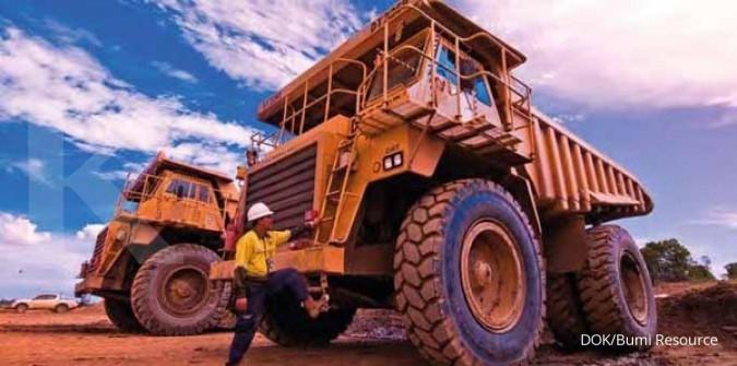 Perusahaan pertambangan batubara PT Bumi Resources Tbk (BUMI) milik grup Bakrie. Foto: Dok BUMI (dari Annual Report)